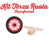 Kit Terza Ruota Transformer