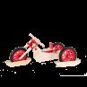 Kit Pattini per Balance Bike